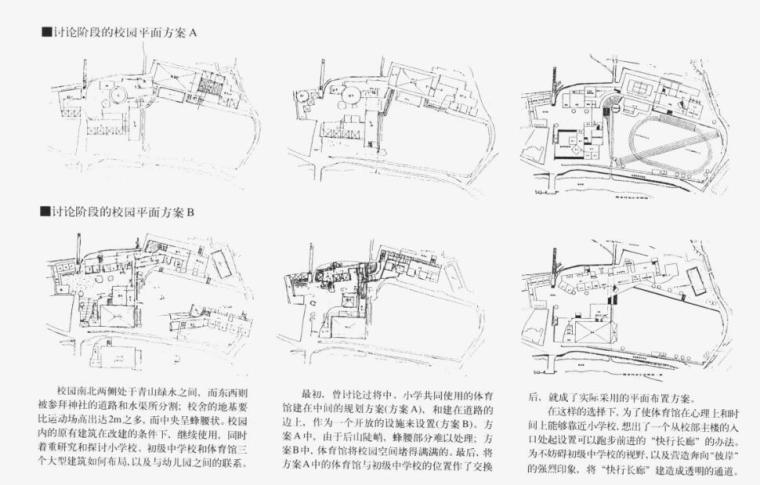 国外建筑设计详图-教育设施-国外建筑设计详图图集-教育设施 (1)