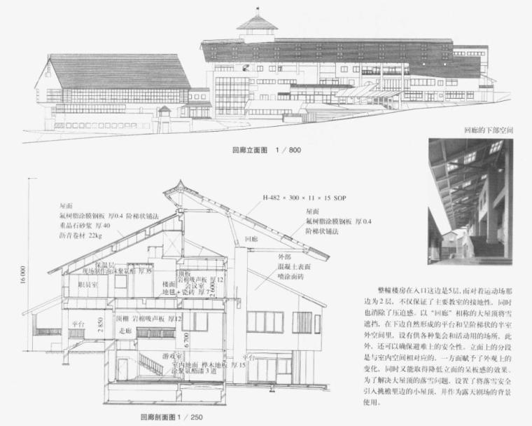 国外建筑设计详图-教育设施-国外建筑设计详图图集-教育设施 (3)