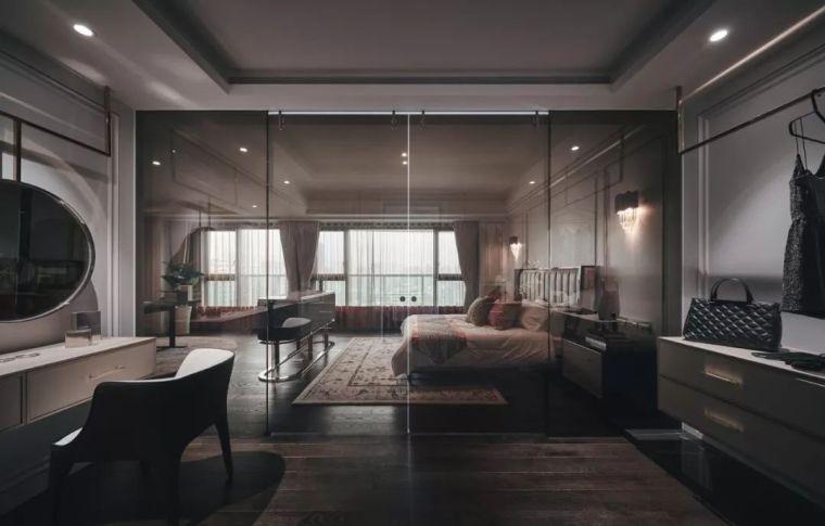 198㎡台湾私宅设计,最细腻的设计格调!_1