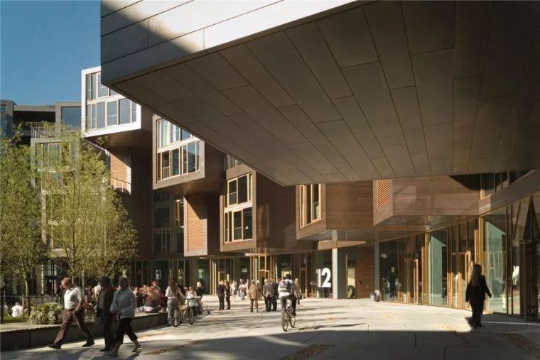 圆柱体的平等性,哥本哈根大学宿舍Tietgen_5