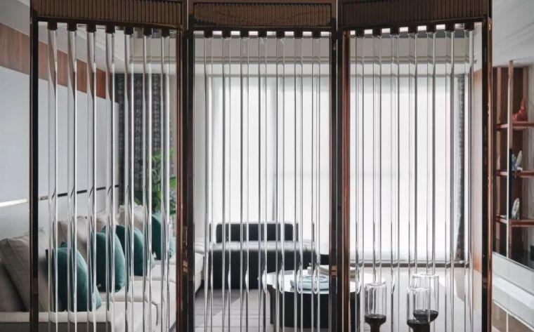 198㎡台湾私宅设计,最细腻的设计格调!_4