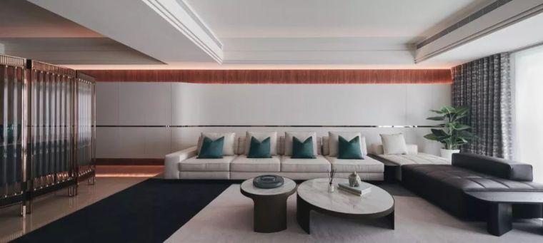 198㎡台湾私宅设计,最细腻的设计格调!_2
