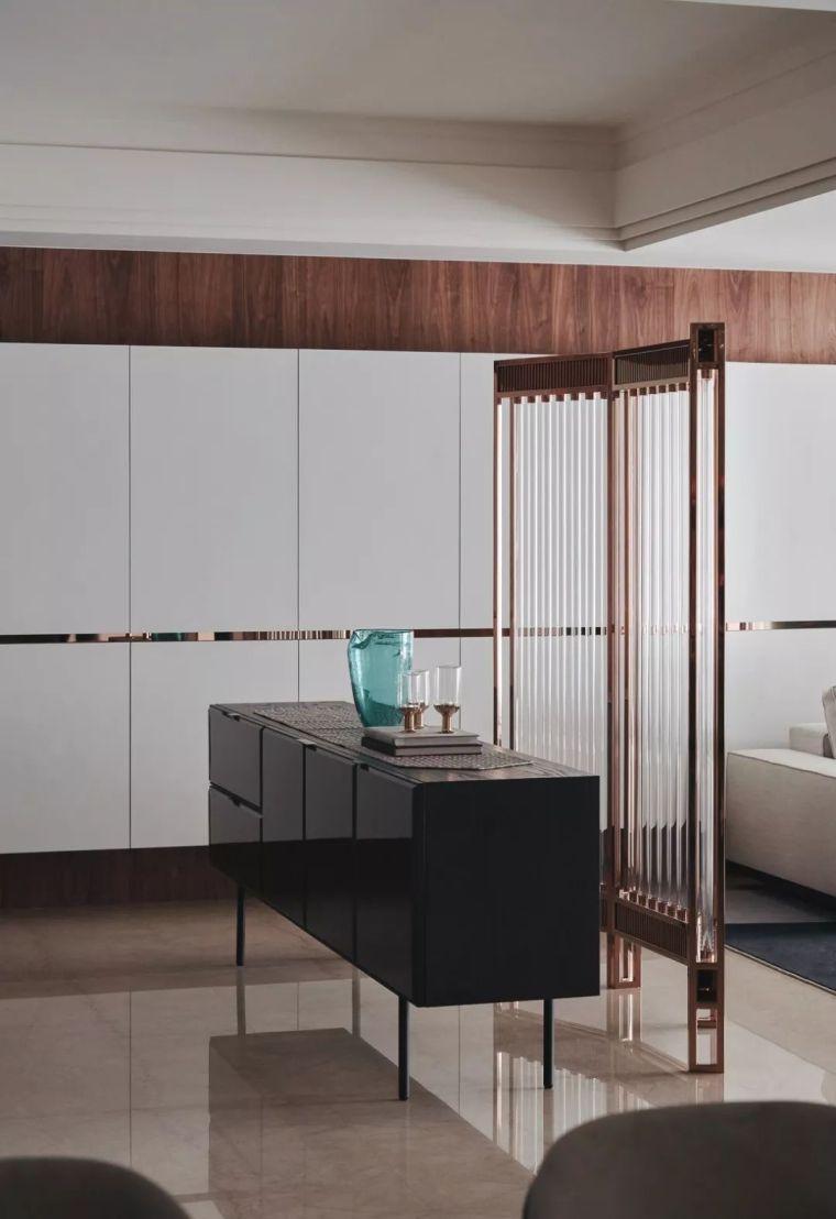 198㎡台湾私宅设计,最细腻的设计格调!_3