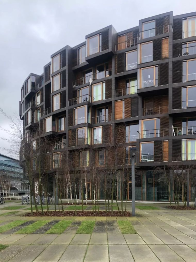 圆柱体的平等性,哥本哈根大学宿舍Tietgen_10