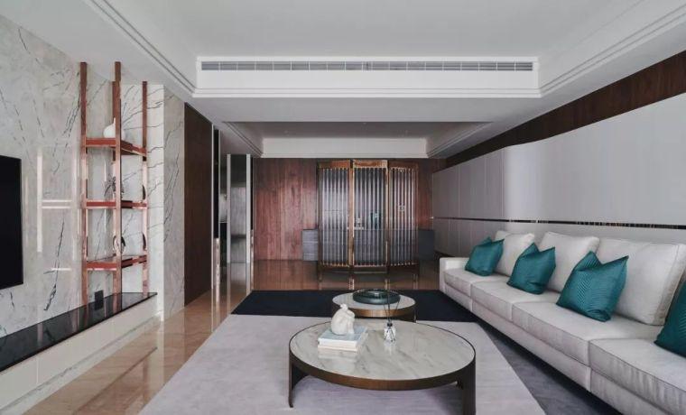 198㎡台湾私宅设计,最细腻的设计格调!_6