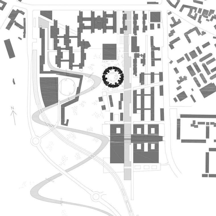 圆柱体的平等性,哥本哈根大学宿舍Tietgen_12