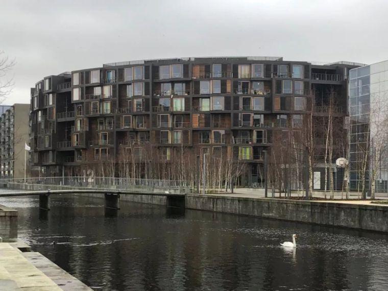 圆柱体的平等性,哥本哈根大学宿舍Tietgen_11
