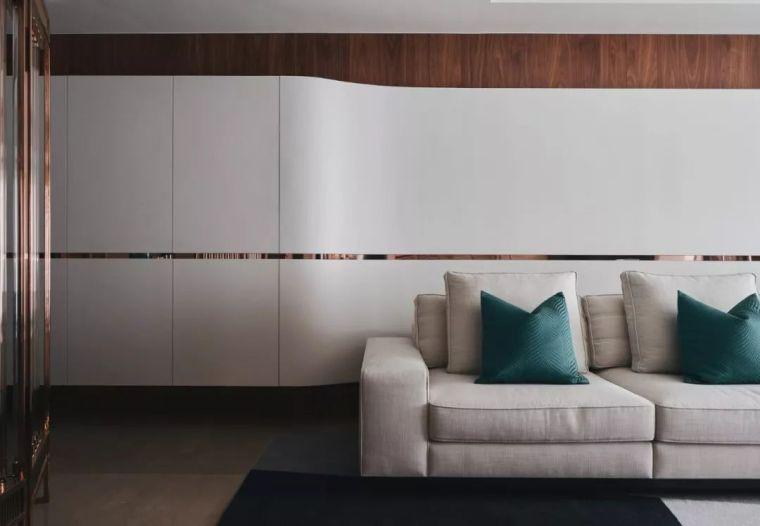 198㎡台湾私宅设计,最细腻的设计格调!_7