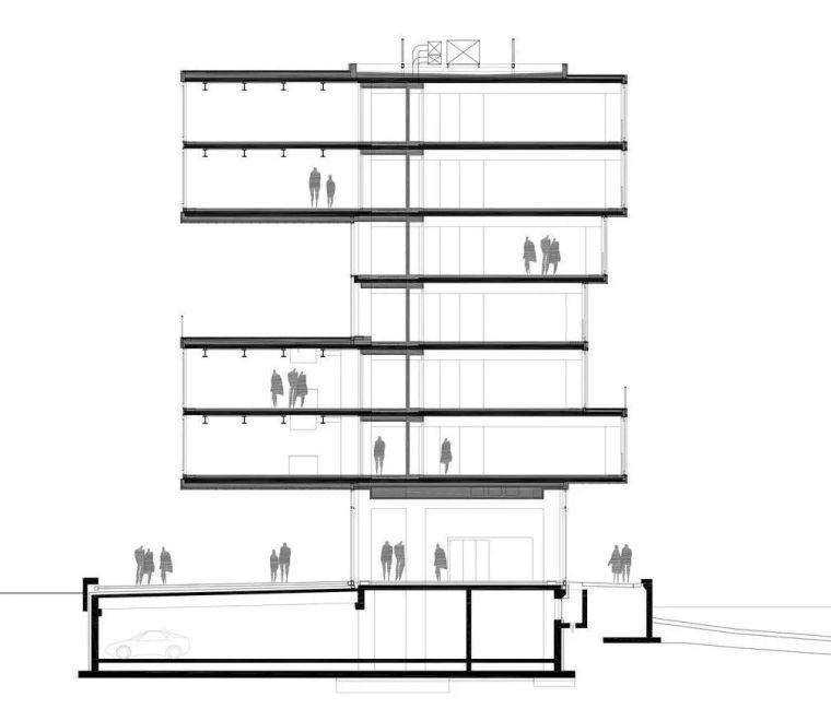 圆柱体的平等性,哥本哈根大学宿舍Tietgen_15