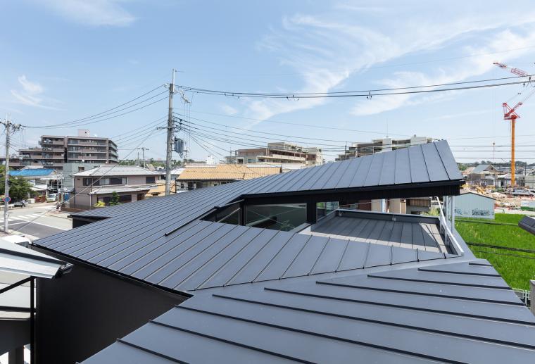日本混合用途商业建筑-14
