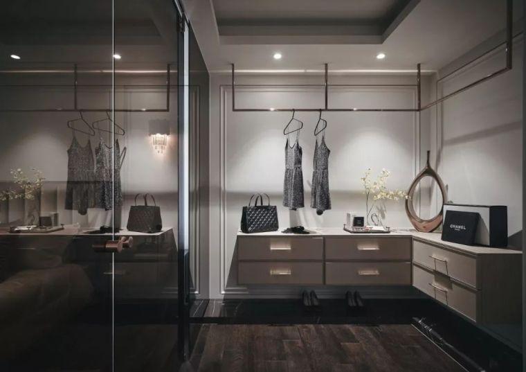 198㎡台湾私宅设计,最细腻的设计格调!_15