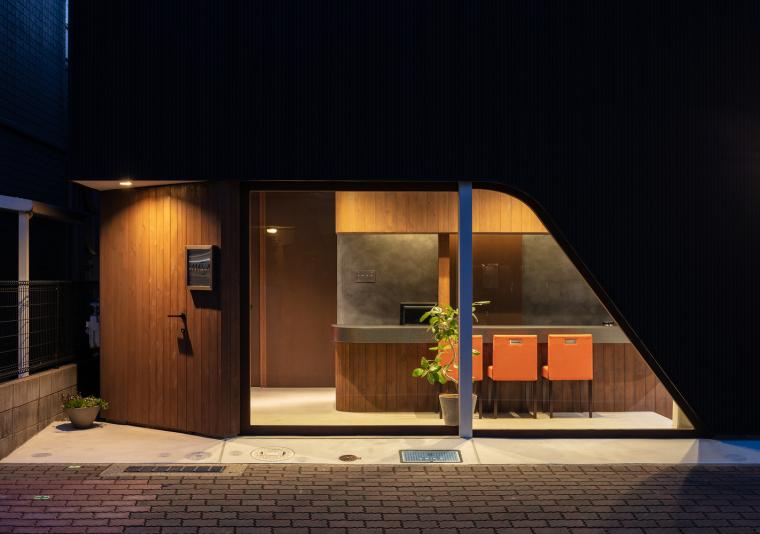 日本混合用途商业建筑-15