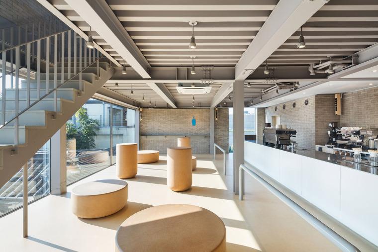 韩国BlueBottle咖啡三清洞店-005-blue-bottle-coffee-samcheongdong-cafe-by-schemata-architects