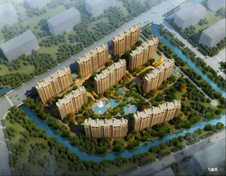 高层框剪住宅模板支架工程安全专项施工方案