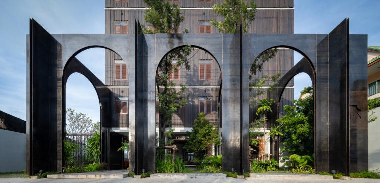 泰国加恩酒店-GAHN-003