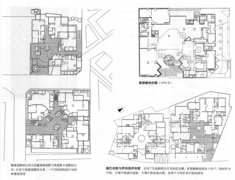 国外建筑设计详图图集-集合住宅 (1)