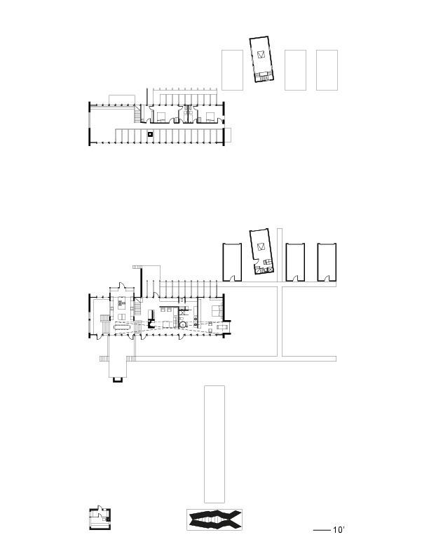 美国Yingst屋-floorplans