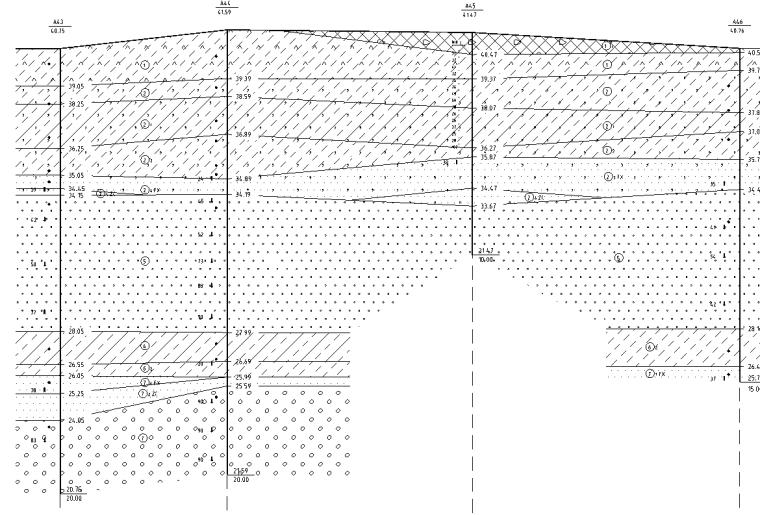 行政办公楼工程岩土详细勘察报告及图纸