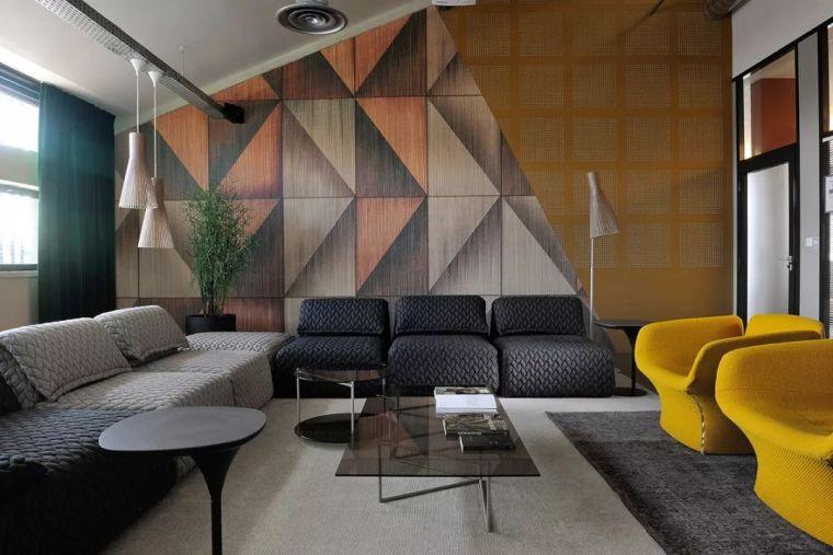 前卫时尚艺术气息的办公空间-bf7cabff4d40052816e0a324794daf70