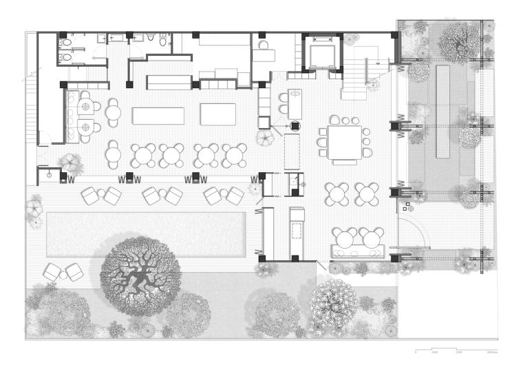 泰国加恩酒店-Hotel_Gahn_1L_Plan