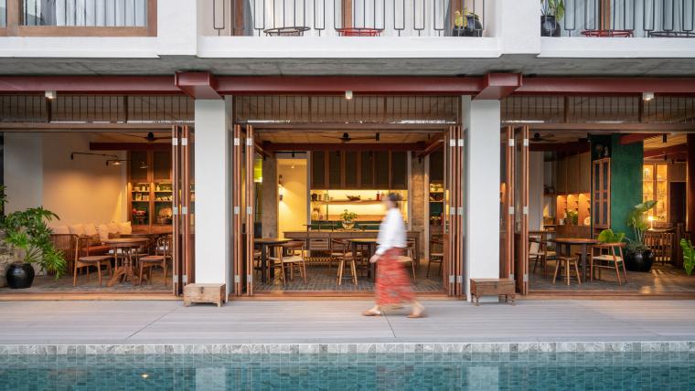 泰国加恩酒店-GAHN-081