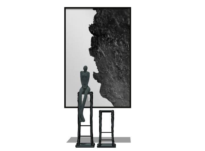 抽象雕塑(5)