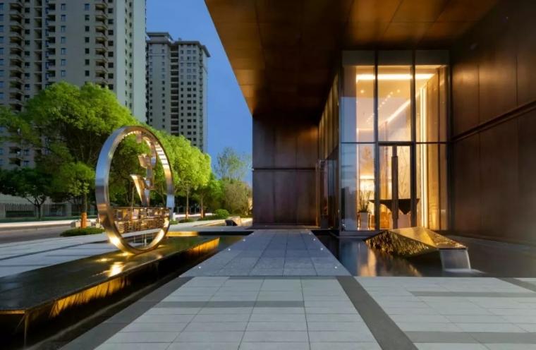 上海华润上海赛拉维示范区景观-5e4c0d1e4f594