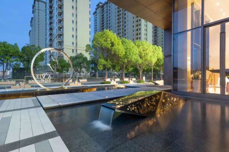 上海华润上海赛拉维示范区景观-5e4c0d4b12545