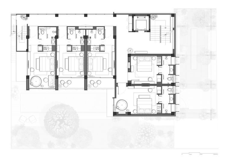 泰国加恩酒店-Hotel_Gahn_2L_Plan