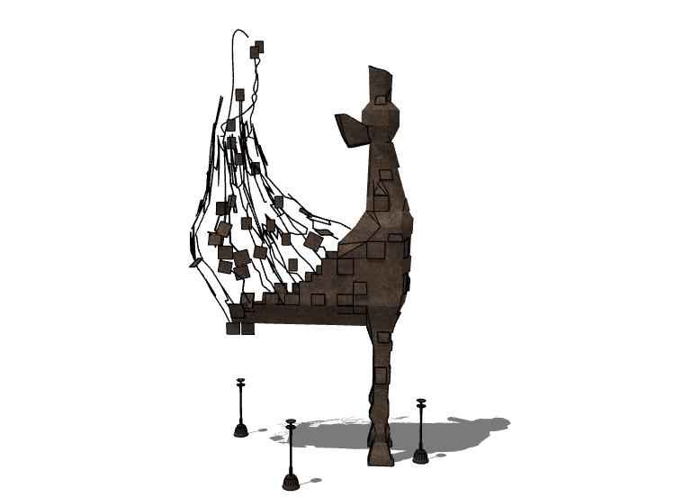 抽象雕塑(7)