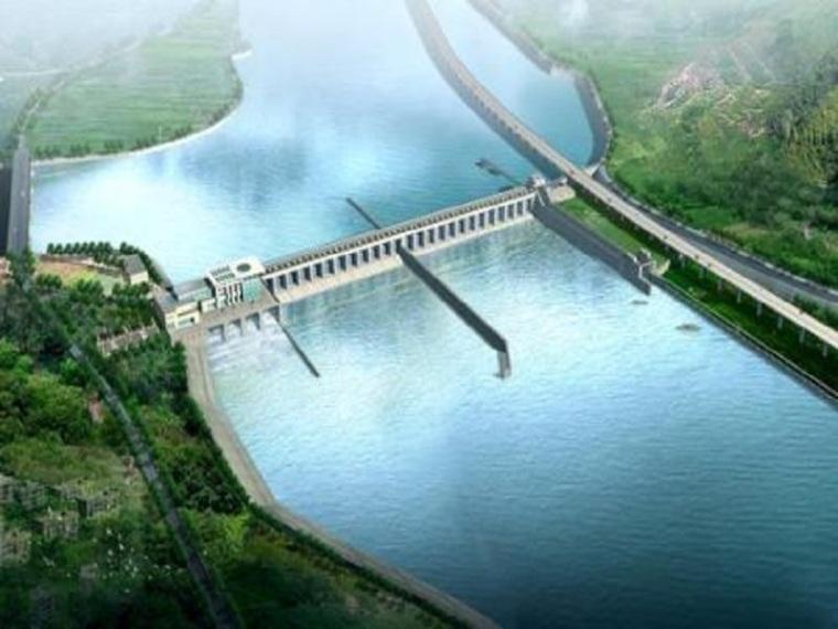 关于重庆市南川金佛山水利工程涉河建设方案的批复