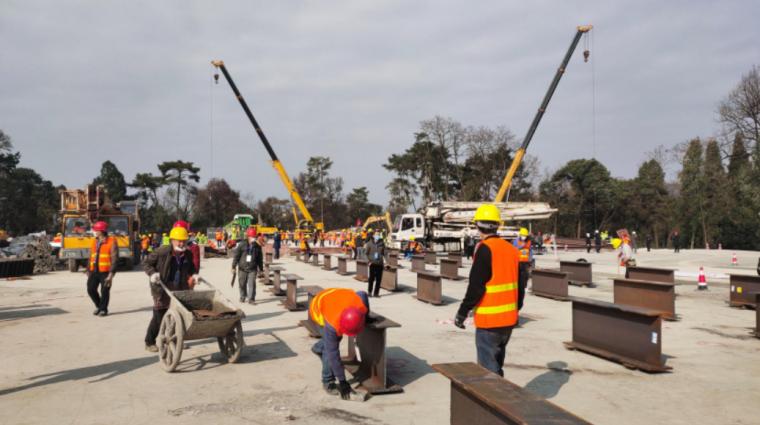 房屋建筑工程和市政工程项目有序开复工安全第一课