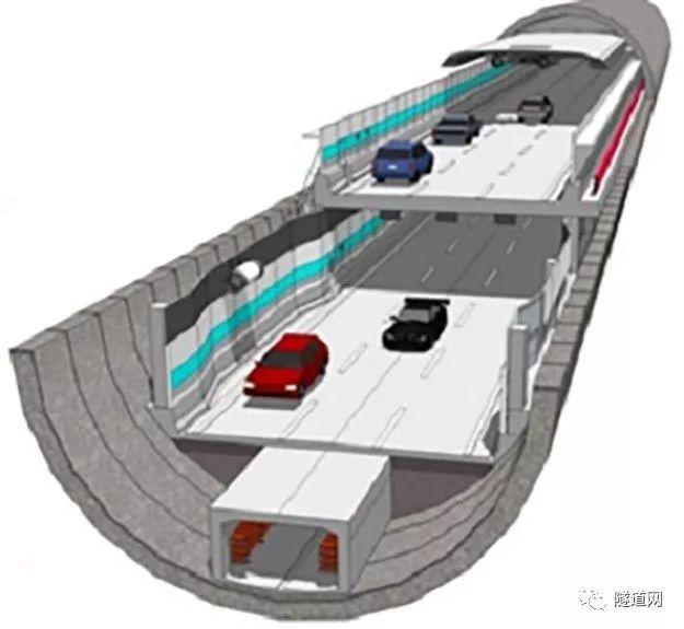 上海北横通道新建工程II标亮相国际知名媒体_6