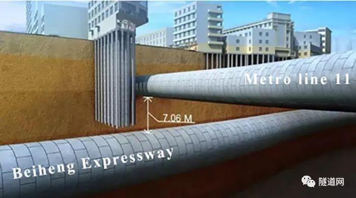 上海北横通道新建工程II标亮相国际知名媒体_9