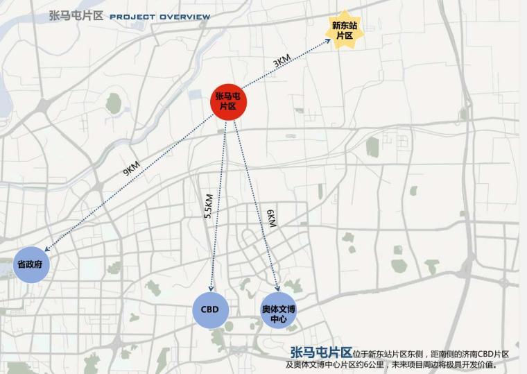 [山东]体验示范区及首开区规划方案设计-张马屯片区