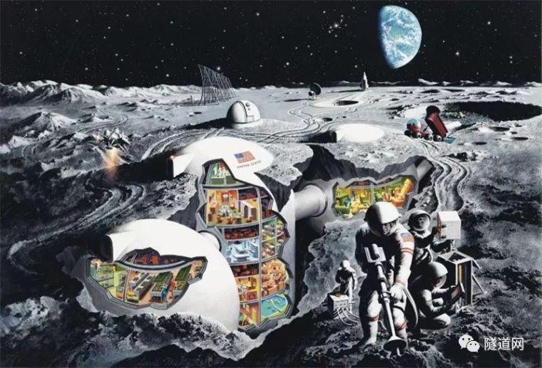 专家再谈月球隧道掘进,还有哪些挑战_1