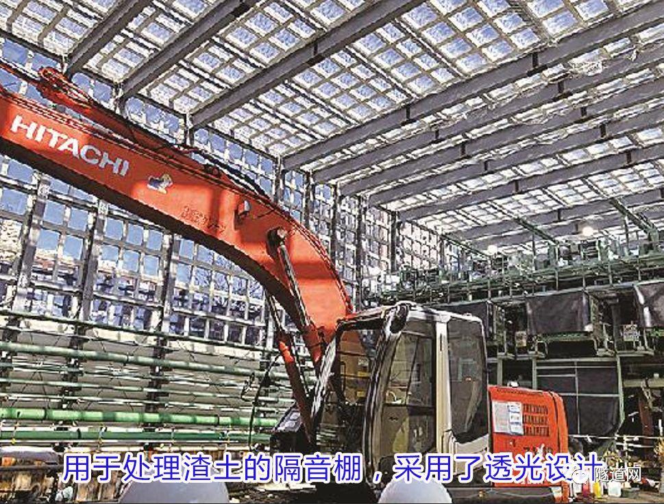 日本七号线地下广域调节池采用13m级盾构机_6