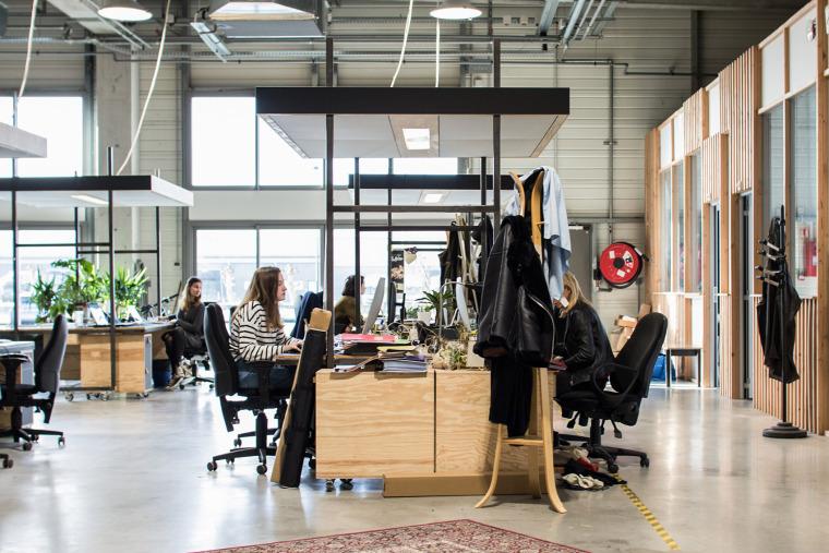 法国CôteOuest办公空间-005-cote-ouest-new-office-by-collective-parenthese