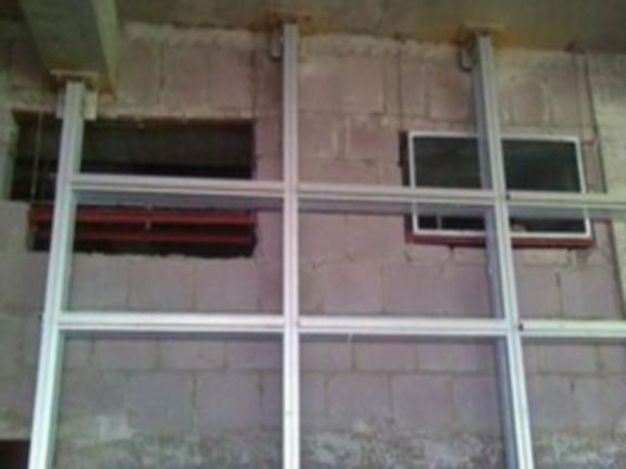 建筑工程装饰装修幕墙施工安全方案