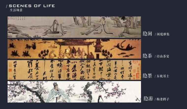 [浙江]杭州地标性居住区景观设计-生活场景