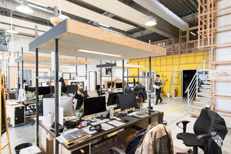 法国CôteOuest办公空间-015-cote-ouest-new-office-by-collective-parenthese