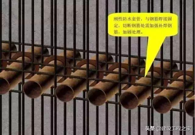 预留预埋及管道安装施工质量控制要点_2