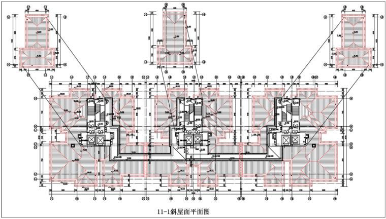 框架结构坡屋面结构专项施工方案
