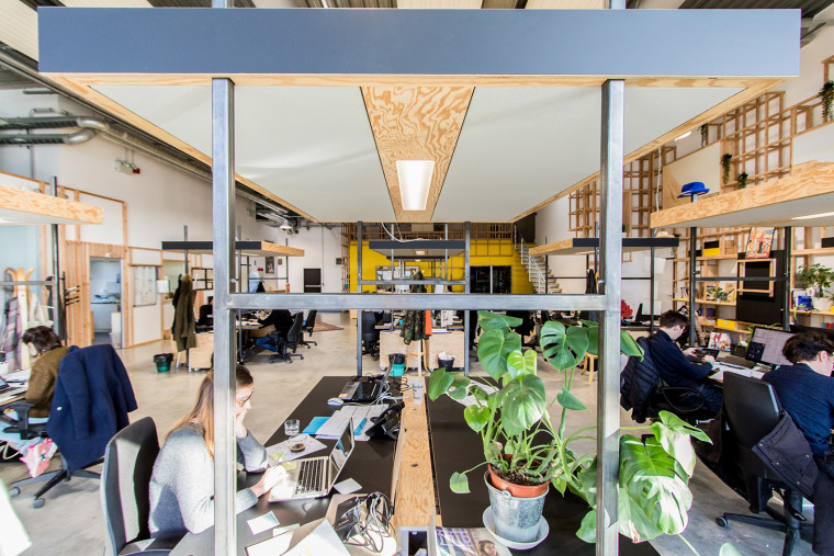 法国CôteOuest办公空间-018-cote-ouest-new-office-by-collective-parenthese
