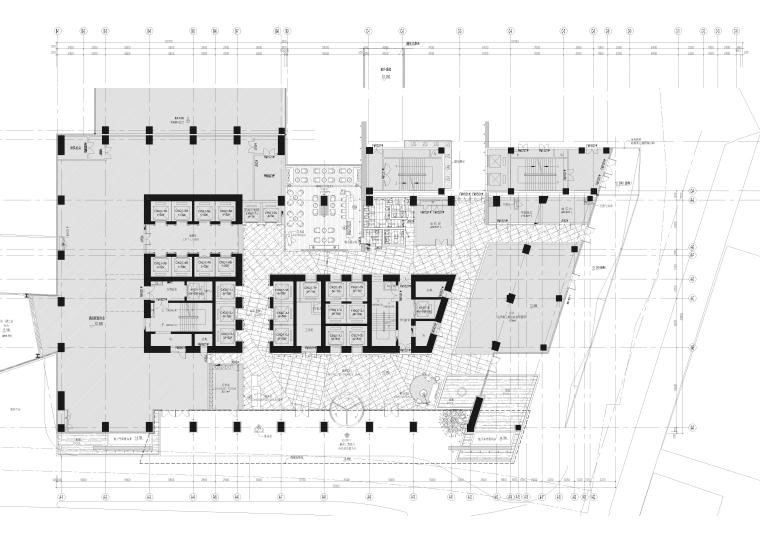 [重庆]威斯汀酒店设计工程施工图+效果图