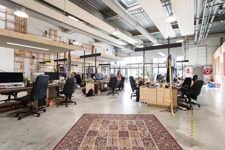 法国CôteOuest办公空间-022-cote-ouest-new-office-by-collective-parenthese