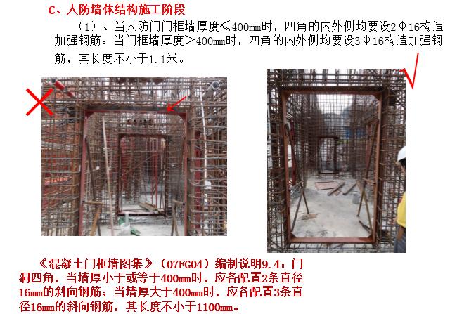 人防地下室技术交底培训讲义PPT(2016年)