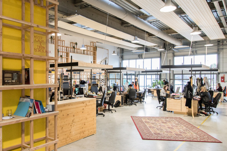 法国CôteOuest办公空间-007-cote-ouest-new-office-by-collective-parenthese