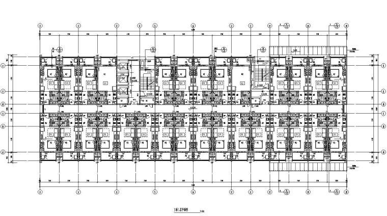 万科金域华府公寓户型设计图