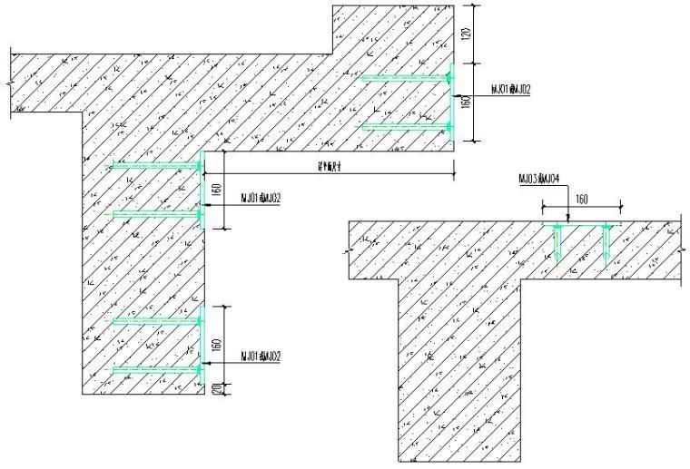 框筒结构办公楼室外幕墙预埋件施工方案